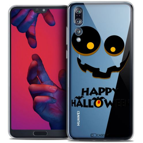 "Coque Crystal Gel Huawei P20 PRO (6.1"") Extra Fine Halloween - Happy"