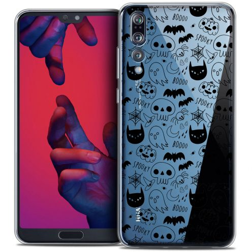 "Coque Crystal Gel Huawei P20 PRO (6.1"") Extra Fine Halloween - Spooky"