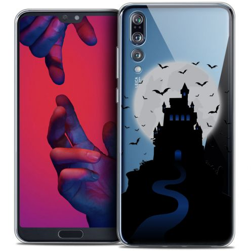 "Coque Crystal Gel Huawei P20 PRO (6.1"") Extra Fine Halloween - Castle Nightmare"
