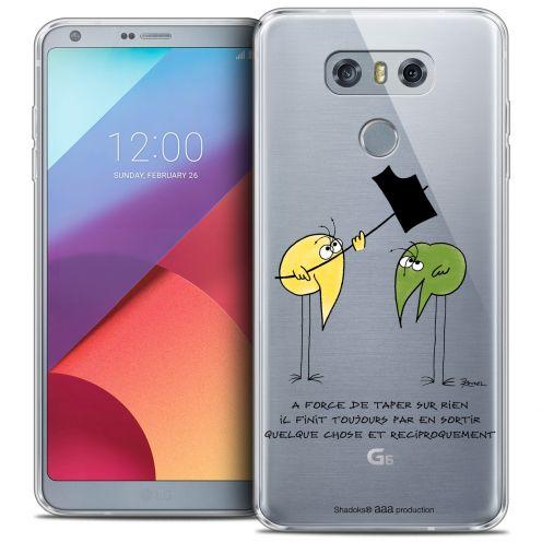Coque Gel LG G6 Extra Fine Les Shadoks® - A Force