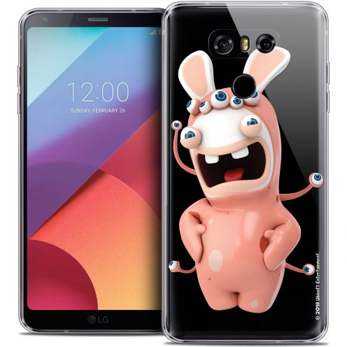 Coque Gel LG G6 Extra Fine Lapins Crétins™ - Extraterrestre