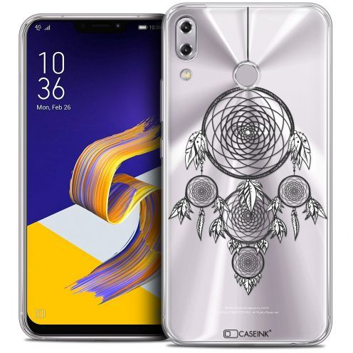 "Coque Crystal Gel Asus Zenfone 5 ZE620KL (6.2"") Extra Fine Dreamy - Attrape Rêves NB"