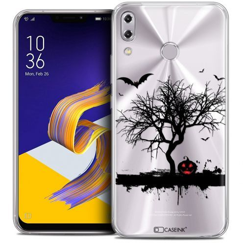 "Coque Crystal Gel Asus Zenfone 5 ZE620KL (6.2"") Extra Fine Halloween - Devil's Tree"