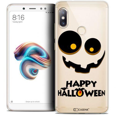 """Coque Crystal Gel Xiaomi Redmi Note 5 (5.99"""") Extra Fine Halloween - Happy"""