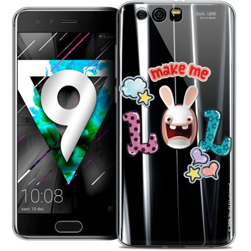"""Coque Gel Huawei Honor 9 (5.15"""") Extra Fine Lapins Crétins™ - LOL"""