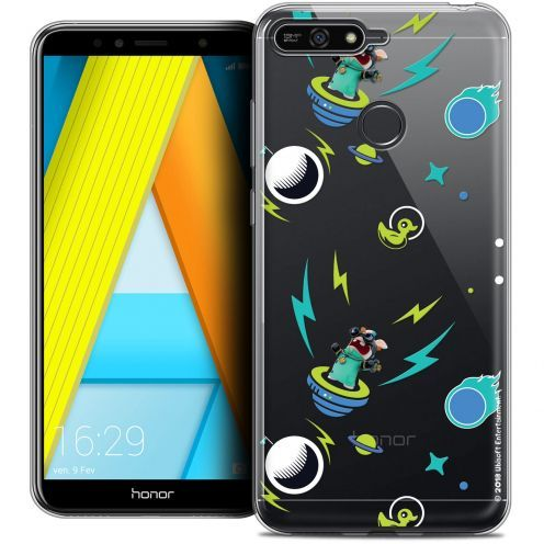 "Coque Gel Honor 7A (5.7"") Extra Fine Lapins Crétins™ - Space 1"