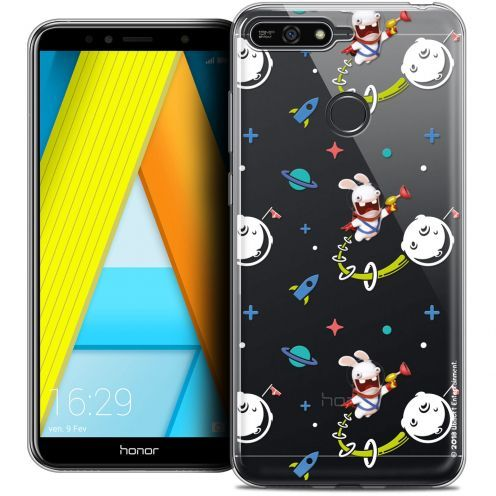 "Coque Gel Honor 7A (5.7"") Extra Fine Lapins Crétins™ - Space 2"