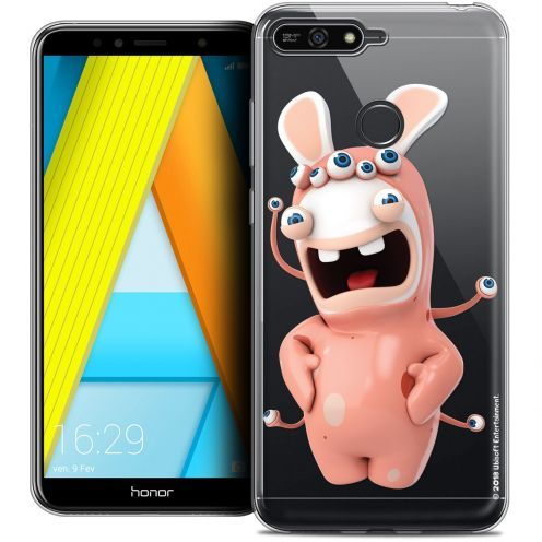 "Coque Gel Honor 7A (5.7"") Extra Fine Lapins Crétins™ - Extraterrestre"