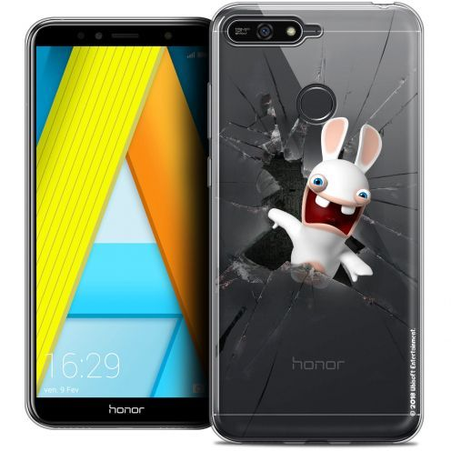 "Coque Gel Honor 7A (5.7"") Extra Fine Lapins Crétins™ - Breaking Glass"