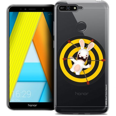 "Coque Gel Honor 7A (5.7"") Extra Fine Lapins Crétins™ - Target"