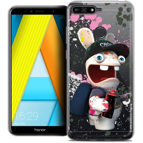 "Coque Gel Honor 7A (5.7"") Extra Fine Lapins Crétins™ - Painter"