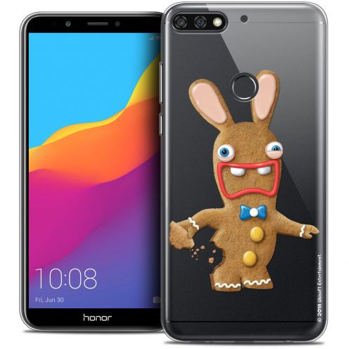 """Coque Gel Honor 7C (5.99"""") Extra Fine Lapins Crétins™ - Cookie"""