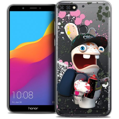 """Coque Gel Honor 7C (5.99"""") Extra Fine Lapins Crétins™ - Painter"""