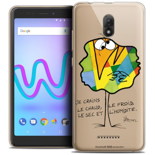 "Coque Gel Wiko Jerry 3 (5.45"") Extra Fine Les Shadoks® - Chaud ou Froid"