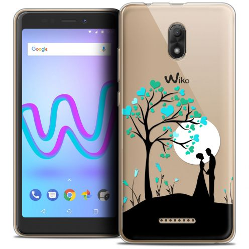 """Coque Crystal Gel Wiko Jerry 3 (5.45"""") Extra Fine Love - Sous l'arbre"""
