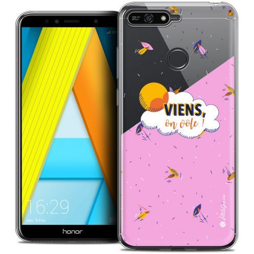 "Coque Gel Honor 7A (5.7"") Extra Fine Petits Grains® - VIENS, On Vole !"