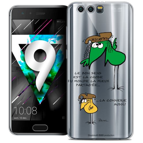 """Coque Gel Huawei Honor 9 (5.15"""") Extra Fine Les Shadoks® - Le Partage"""