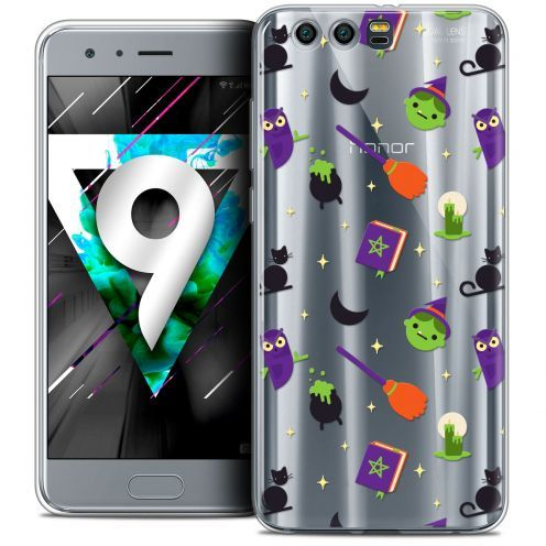 """Coque Crystal Gel Huawei Honor 9 (5.15"""") Extra Fine Halloween - Witch Potter"""