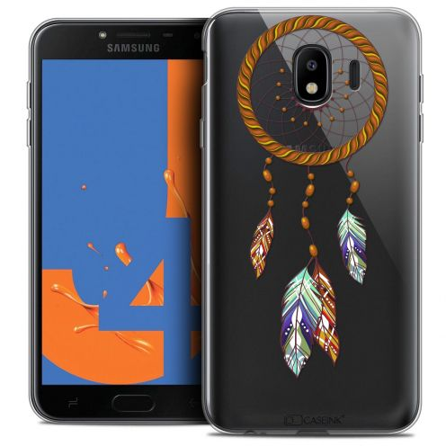 "Coque Crystal Gel Samsung Galaxy J4 2018 J400 (5.5"") Extra Fine Dreamy - Attrape Rêves Shine"