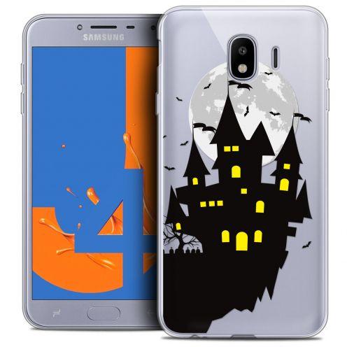 """Coque Crystal Gel Samsung Galaxy J4 2018 J400 (5.5"""") Extra Fine Halloween - Castle Dream"""