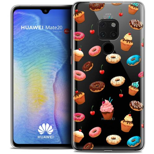"""Coque Crystal Gel Xiaomi Mate 20 (6.5"""") Extra Fine Foodie - Donuts"""