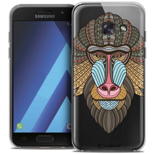 "Coque Crystal Gel Samsung Galaxy A7 2017 A700 (5.7"") Extra Fine Summer - Babouin"
