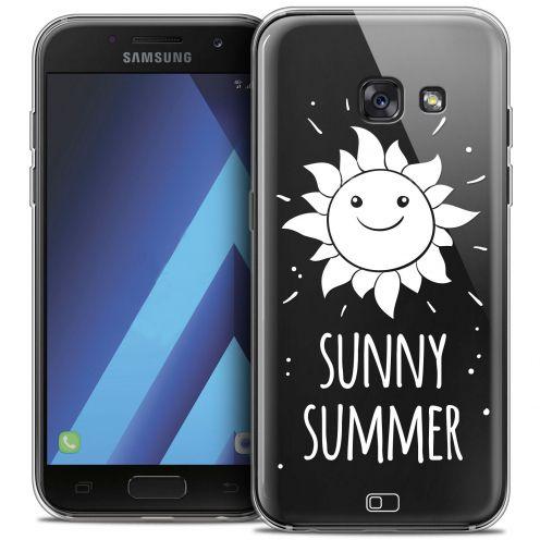"""Coque Crystal Gel Samsung Galaxy A7 2017 A700 (5.7"""") Extra Fine Summer - Sunny Summer"""