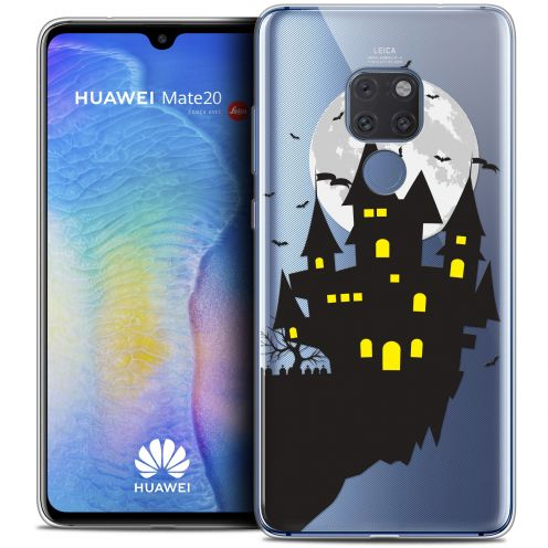"Coque Crystal Gel Xiaomi Mate 20 (6.5"") Extra Fine Halloween - Castle Dream"