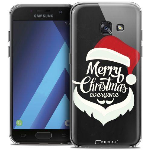 """Coque Crystal Gel Samsung Galaxy A7 2017 A700 (5.7"""") Extra Fine Noël 2017 - Merry Everyone"""