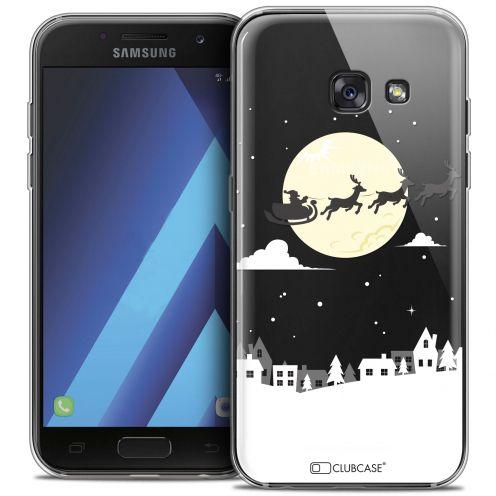 """Coque Crystal Gel Samsung Galaxy A7 2017 A700 (5.7"""") Extra Fine Noël 2017 - Flying Stanta"""