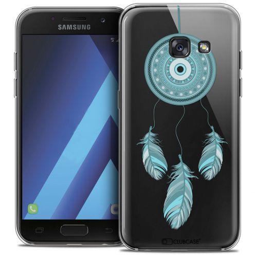 """Coque Crystal Gel Samsung Galaxy A7 2017 A700 (5.7"""") Extra Fine Dreamy - Attrape Rêves Blue"""
