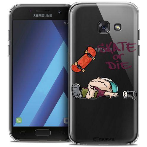 """Coque Crystal Gel Samsung Galaxy A7 2017 A700 (5.7"""") Extra Fine BD 2K16 - Skate Or Die"""
