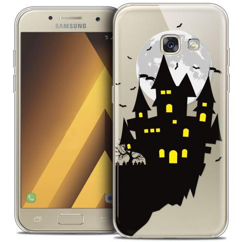 """Coque Crystal Gel Samsung Galaxy A7 2017 A700 (5.7"""") Extra Fine Halloween - Castle Dream"""