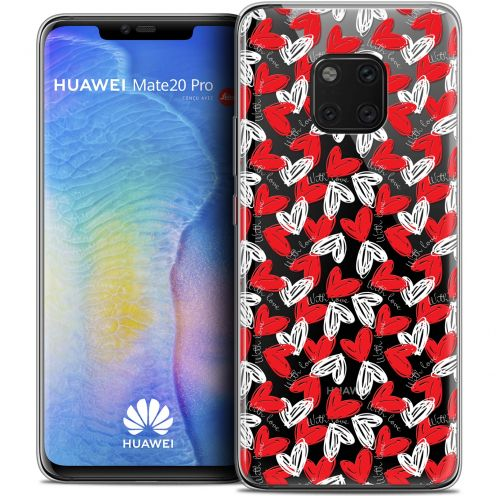 "Coque Crystal Gel Xiaomi Mate 20 PRO (6.4"") Extra Fine Love - With Love"