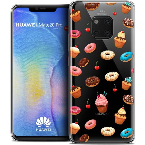 """Coque Crystal Gel Xiaomi Mate 20 PRO (6.4"""") Extra Fine Foodie - Donuts"""