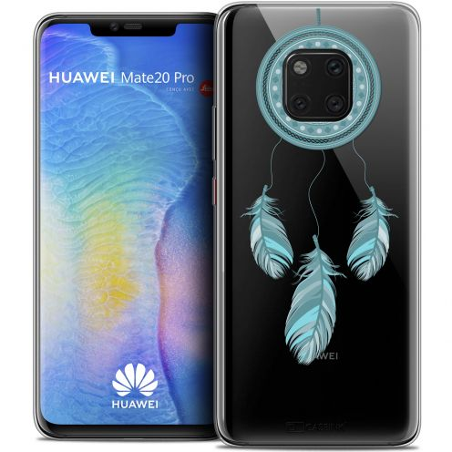 "Coque Crystal Gel Xiaomi Mate 20 PRO (6.4"") Extra Fine Dreamy - Attrape Rêves Blue"