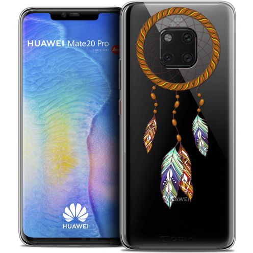 "Coque Crystal Gel Xiaomi Mate 20 PRO (6.4"") Extra Fine Dreamy - Attrape Rêves Shine"