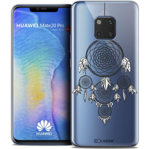 "Coque Crystal Gel Xiaomi Mate 20 PRO (6.4"") Extra Fine Dreamy - Attrape Rêves NB"