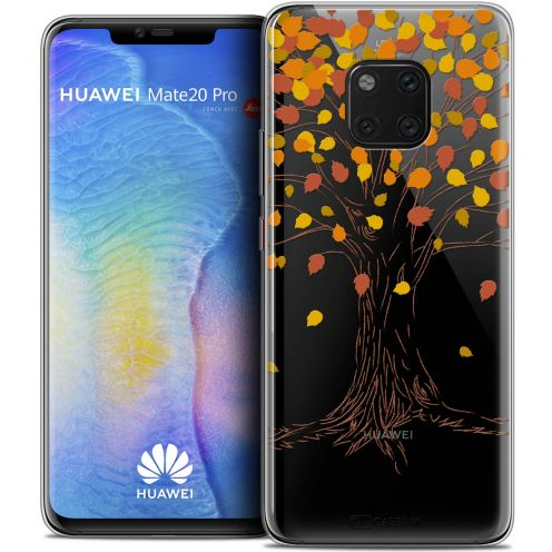 "Coque Crystal Gel Xiaomi Mate 20 PRO (6.4"") Extra Fine Autumn 16 - Tree"