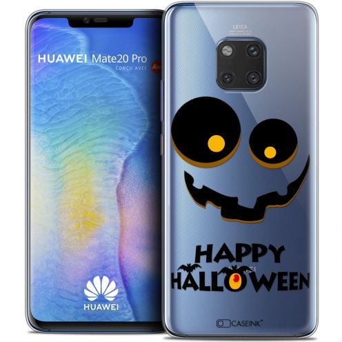 "Coque Crystal Gel Xiaomi Mate 20 PRO (6.4"") Extra Fine Halloween - Happy"