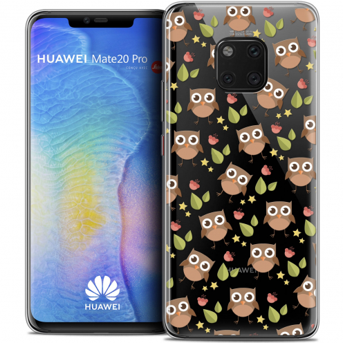 "Coque Crystal Gel Xiaomi Mate 20 PRO (6.4"") Extra Fine Summer - Hibou"