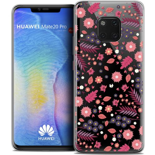 "Coque Crystal Gel Xiaomi Mate 20 PRO (6.4"") Extra Fine Spring - Printemps"