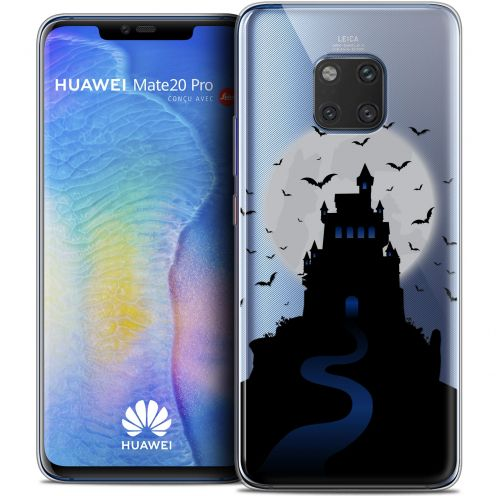 "Coque Crystal Gel Xiaomi Mate 20 PRO (6.4"") Extra Fine Halloween - Castle Nightmare"