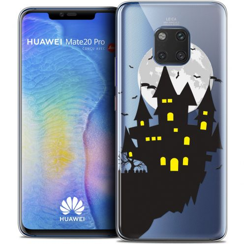 "Coque Crystal Gel Xiaomi Mate 20 PRO (6.4"") Extra Fine Halloween - Castle Dream"
