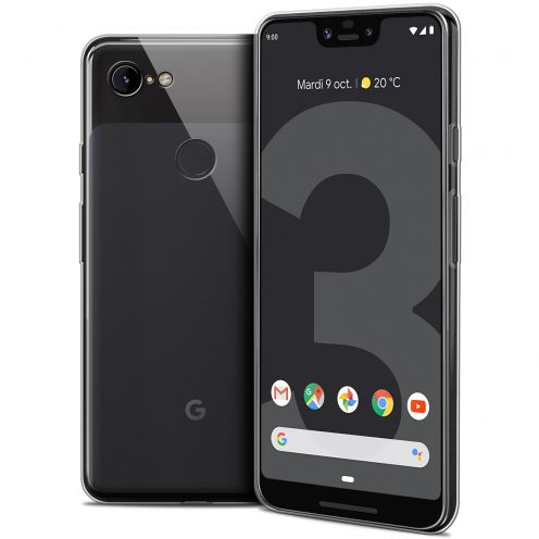 "Coque Google Pixel 3 XL (6.3"") Extra Fine Souple Crystal Clear"