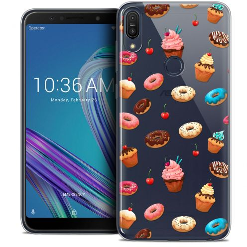 "Coque Crystal Gel Asus Zenfone Max Pro (M1) ZB601KL (6"") Extra Fine Foodie - Donuts"