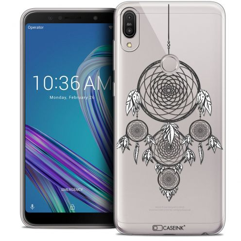 "Coque Crystal Gel Asus Zenfone Max Pro (M1) ZB601KL (6"") Extra Fine Dreamy - Attrape Rêves NB"
