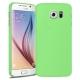 Vue Principale de Coque Ultra Fine 0.3mm Frost Samsung Galaxy S6 verte