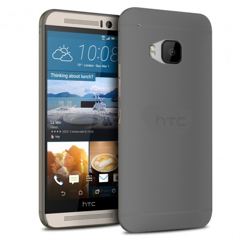 Coque Ultra Fine 0.3mm Frost HTC One M9 Noire