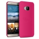 Vue Principale de Coque Ultra Fine 0.3mm Frost HTC One M9 Fuchsia